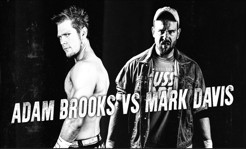 Adam Brooks vs Mark Davis