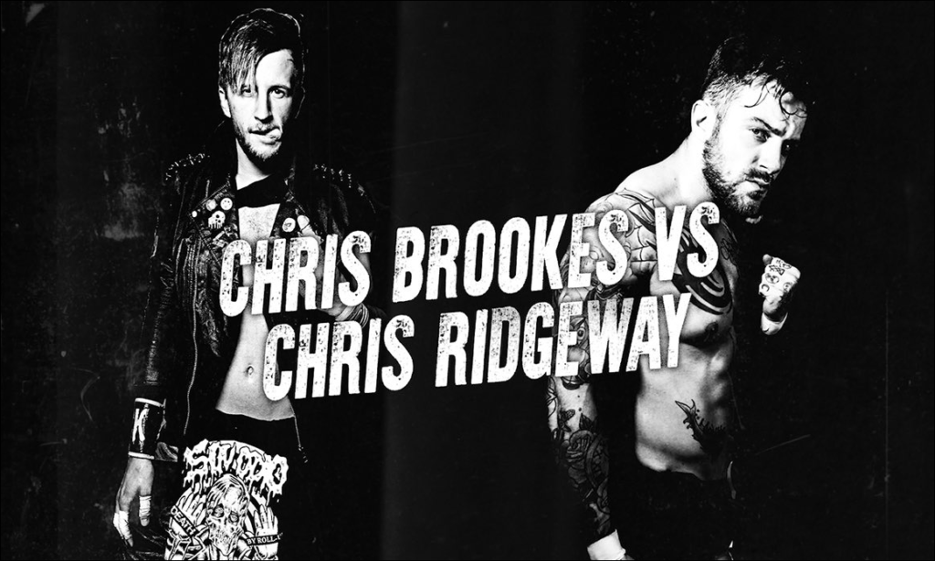 Chris Brookes vs Chris Ridgeway