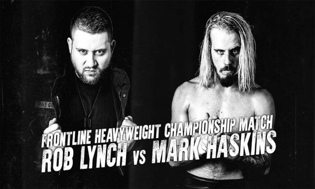 Rob Lynch vs Mark Haskins