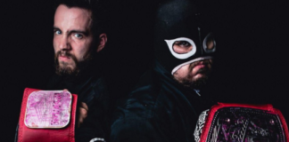 Shocking Turn Sees New IPW:UK Tag Team Champions