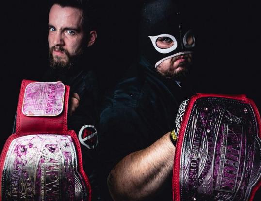 Shocking Turn Sees New IPW:UK Tag Team Champions