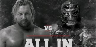 ALL IN - Pentagon vs Kenny Omega