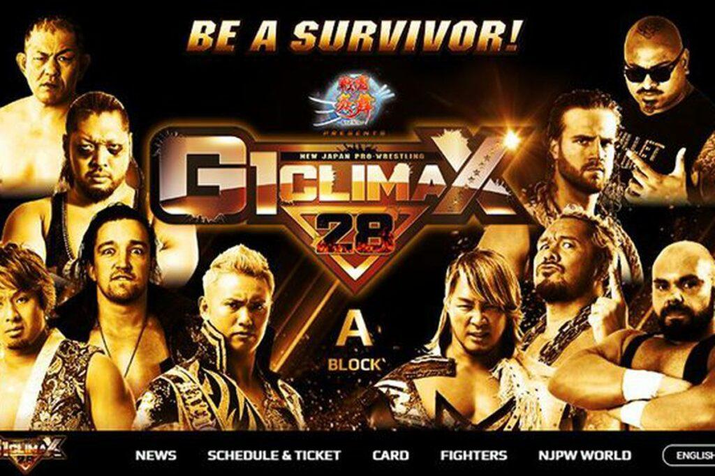 G1 Climax Talk, New EVOLVE Champ, Heyman Cries(Episode 146)