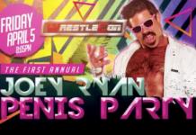 Joey Ryan Penis Party