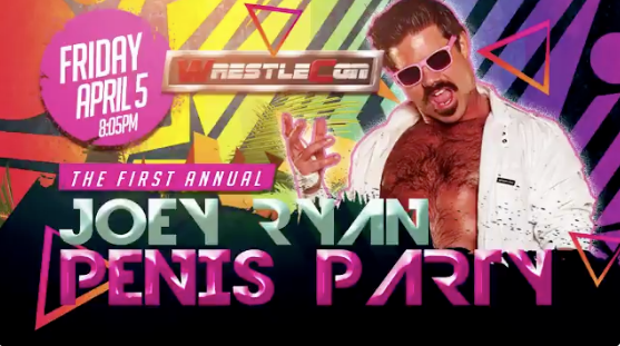 Joey Ryan Penis Party