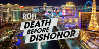 Ring of Honor - Death Before Dishonor