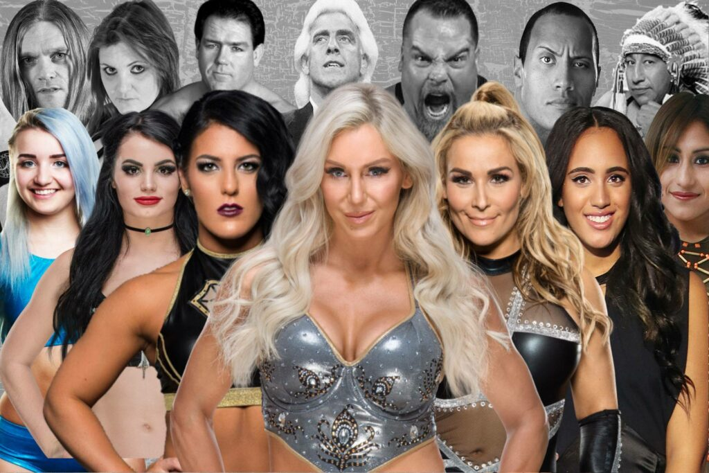 pro wrestling's daughters carry on their father's legacies