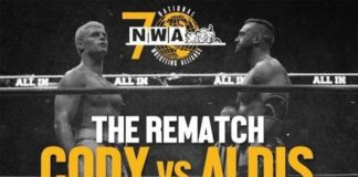 Cody vs Aldis - The NWA Rematch
