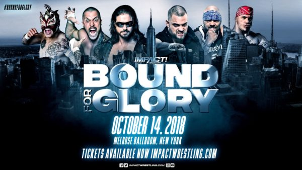 Bound For Glory (SPOILERS)