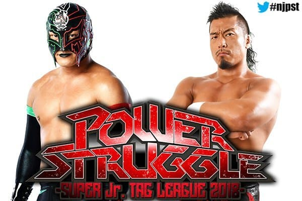 Preview: NJPW Power Struggle (11/3/18) - Last Word on Pro Wrestling