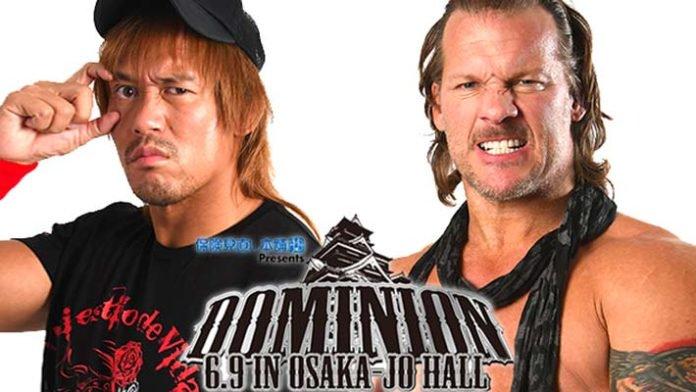 Chris Jericho and Naito