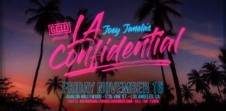 First Match Announced for Joey Janela's LA Confidential