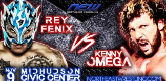 Rey Fenix vs Kenny Omega