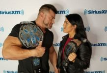 Tessa Blanchard vs Brian Cage World Title