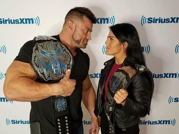 Tessa Blanchard vs Brian Cage World Title