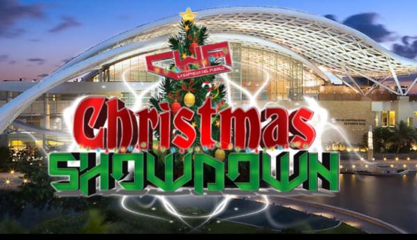 Jose Gonzalez Announced for CWA Christmas Showdown   Last Word on