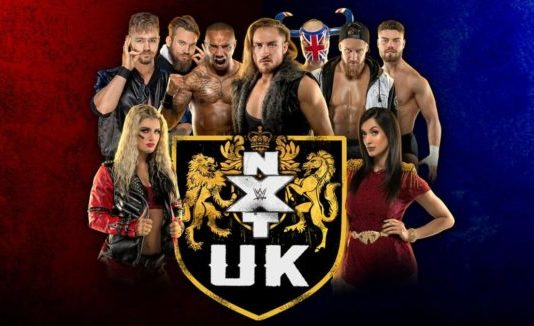NXT UK Debuts