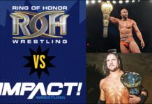 Johnny Impact vs Jay Lethal