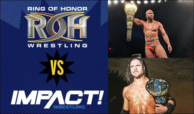Johnny Impact vs Jay Lethal