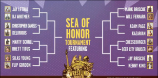 Sea of Honor bracket