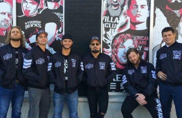 Cody Rhodes far right