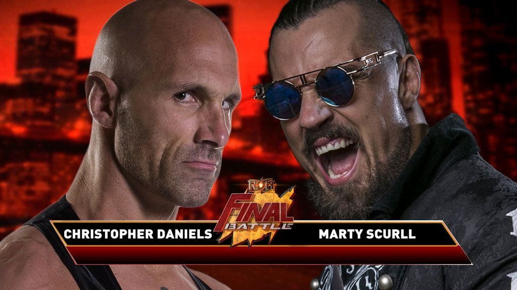 Marty Scurll vs Christopher Daniels