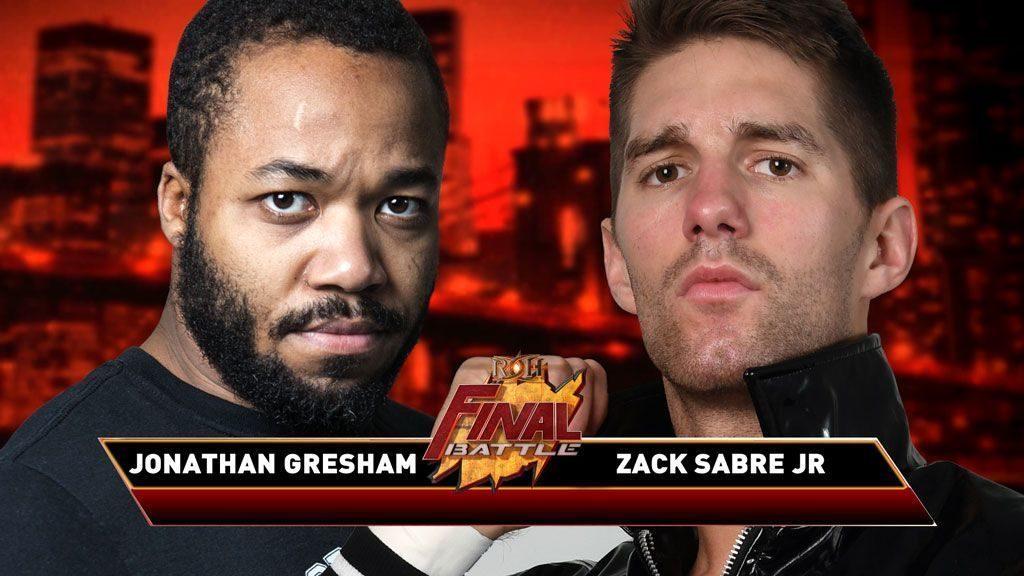Zack Sabre Jr. vs Jonathan Gresham
