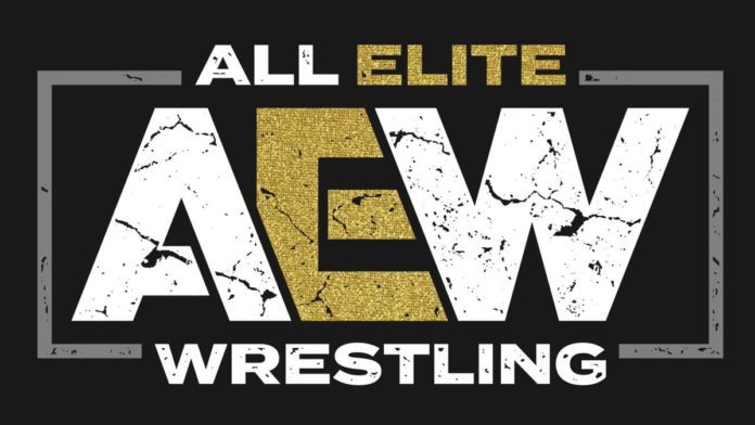 All Elite Wrestling logo