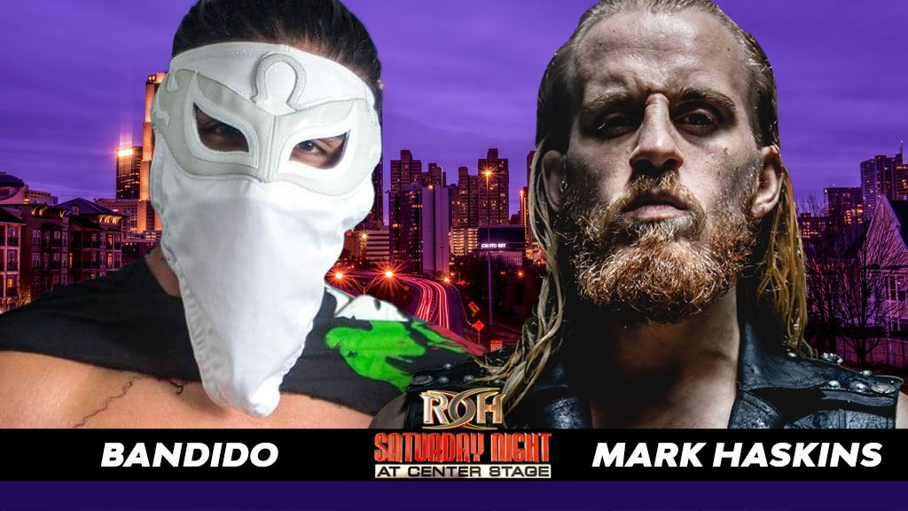 Bandido vs Mark Haskins