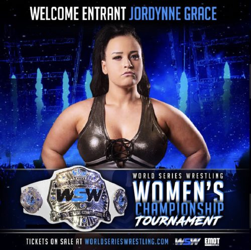 World Series Wrestling Women's Championship Tournament Revealed