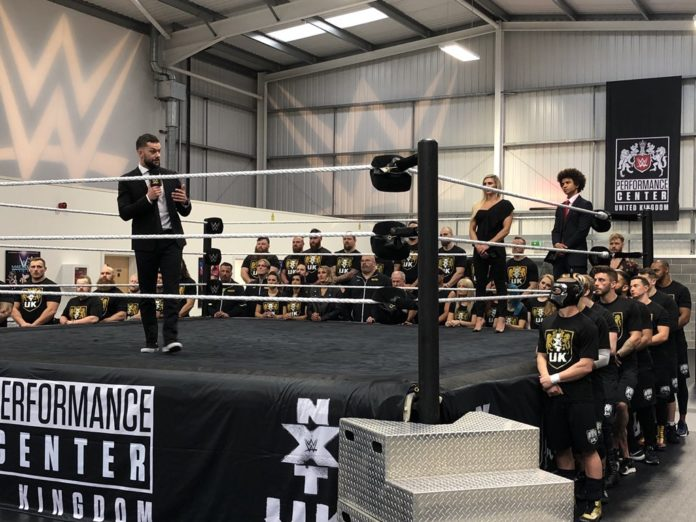 NXT UK Performance Center Officially Confirmed -