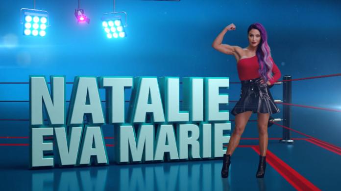Natalie Eva Marie Celebrity Big Brother