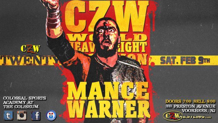 Preview: CZW TWENTY (2/9/19) - Last Word on Pro Wrestling
