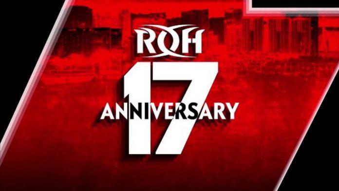 17th Anniversary - ROH