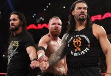 Shield reunion - Raw
