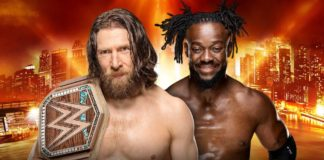 WWE Championship - Kofi Kingston vs Daniel Bryan