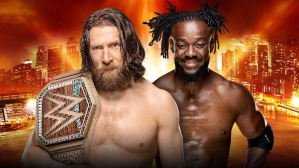WWE Championship - Kofi Kingston vs Daniel Bryan