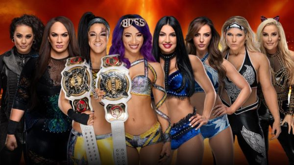 WrestleMania 35 Preview: Women's Tag Team Championship