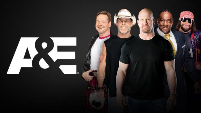 A&E WWE Biographies