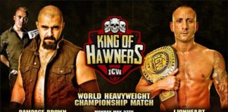 ICW King Of Hawners