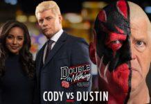 Cody vs Dustin Rhodes