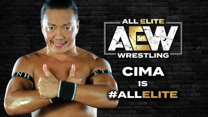 AEW Signs CIMA
