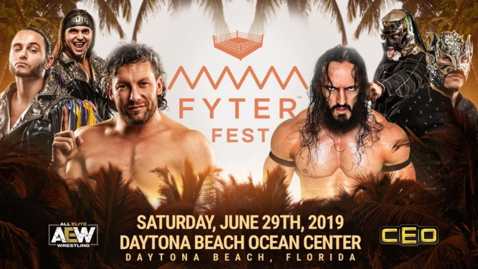 Fyter Fest - Omega and PAC