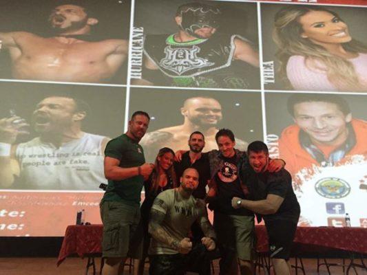 WWE Jonny Loquasto