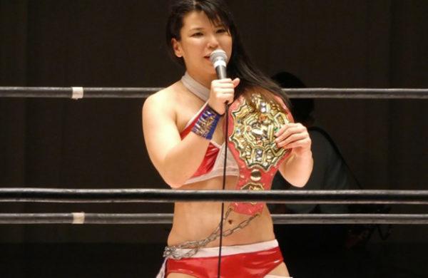 Hikaru Shida Joins AEW