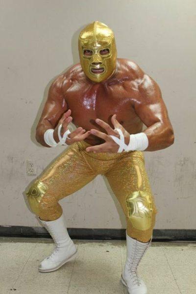 Silver King as Ramses in Nacho Libre