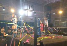 Hangman Page Wrestle Gate