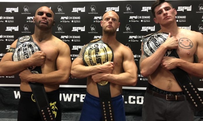 SPW New Zealand Tag Team Champions