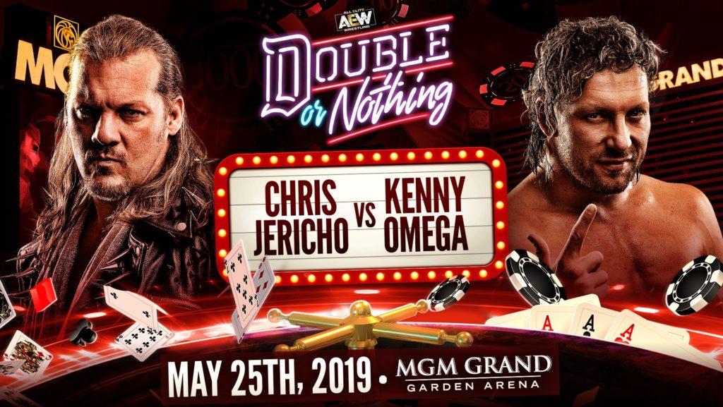 Omega vs Jericho