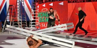 Bray Wyatt Sinister Reveal Raw